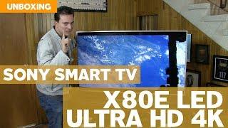 Conoce la Sony Smart TV X80E 4K HDR con @japonton