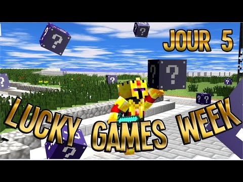 FR LUCKY GAMES WEEK #5 Midnight Blue Minecraft 1.7.10
