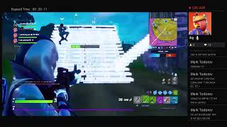 DaniGor09 stream#6 Fortnite  kgraq s vas