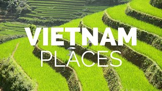 10 Best Places to Visit in Vietnam - Travel Video