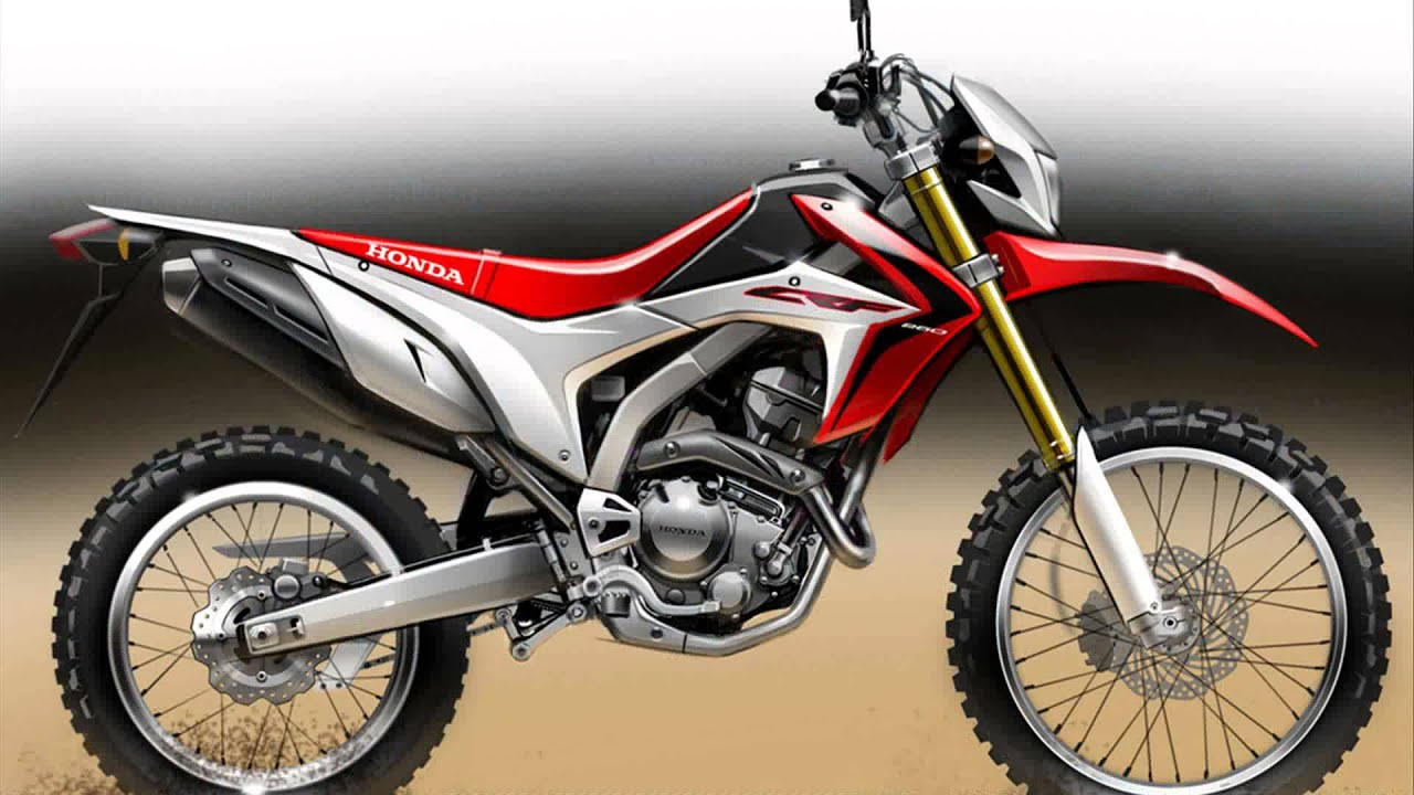 Crf250lvs wr250r submited images