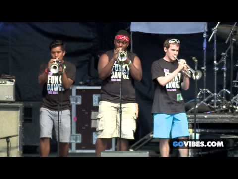 "Dispatch performs ""The General"" at Gathering of the Vibes Music Festival 2014"