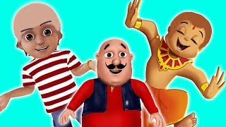 download lagu Motu Patlu Chhota Bheem Shiva Bahubali Wrong Hair To gratis
