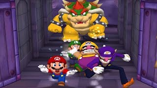 Mario Party 5 - All Funny Minigames
