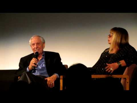 Penny Marshall guest talk with Gary Marshall hosting (very funny and informative) Full HD