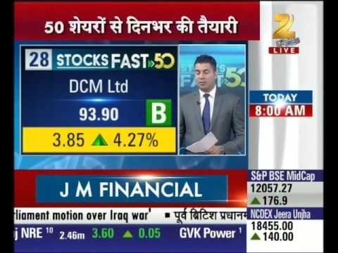 LIC Housing Finance is suggested for buying | Stocks Fast 50