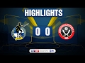 Bristol Rovers Sheffield Utd goals and highlights