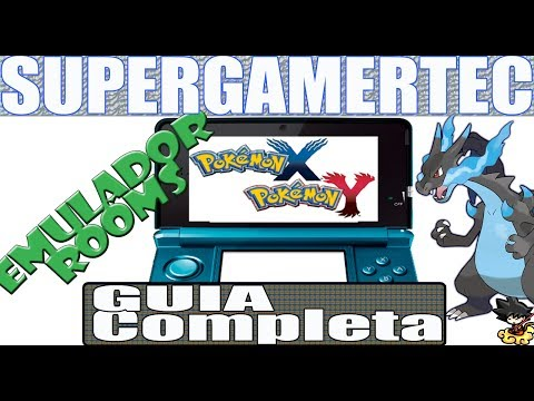 Pokémon X / Y: PC DEMO [Guia Completa] 2014.