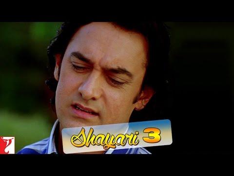 Aamir Khan's Shayari No 3 - Scene - Fanaa