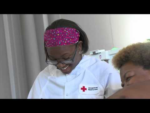 American Red Cross: Charles Drew's 8th Annual Blood Drive