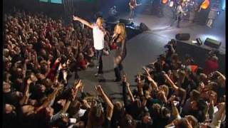 Hočeš Nočeš - Sank Rock & Natalija Verboten (live)