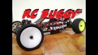 Rc Buggy Track Baruccana (Seveso) Camera Car