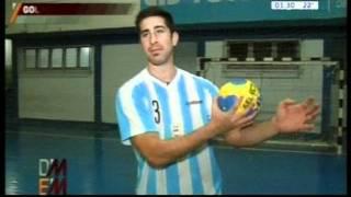 Fede Pizarro y su golazo histórico contra Brasil