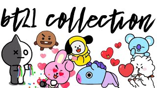 BT21 collection (◡‿◡✿)