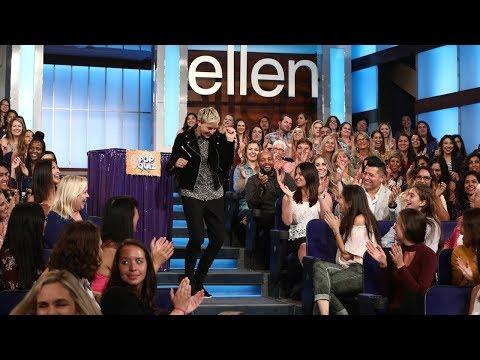 download lagu Ellen Gives Her Studio Audience A Pop Quiz gratis