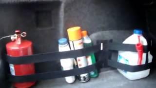 Видео: Багажный карман