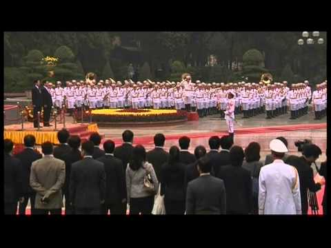 VN- PM JAPAN VISITS VIETNAM