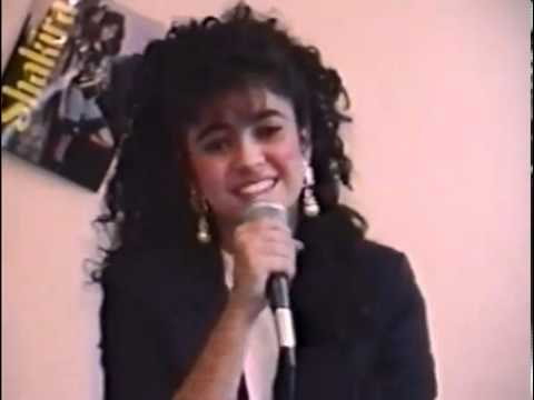 Vintage - Young Shakira ! A MUST-WATCH!