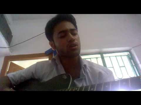 sun mere dil ki zubaan acoustic by- Gopal jee