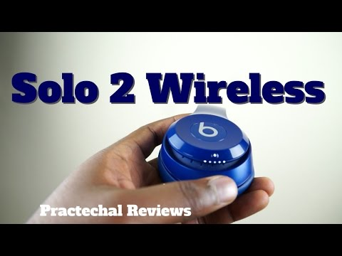Beats Solo 2 Wireless Review!