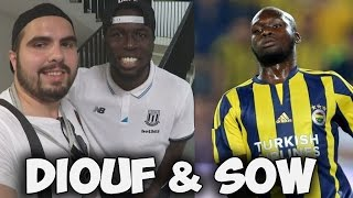 Interview: Mame Birame Diouf helps Moussa SOW to move to the Premier League