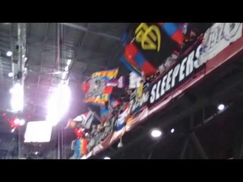 Red Bull Salzburg - FC Basel, 20.03.14, Gästesektor