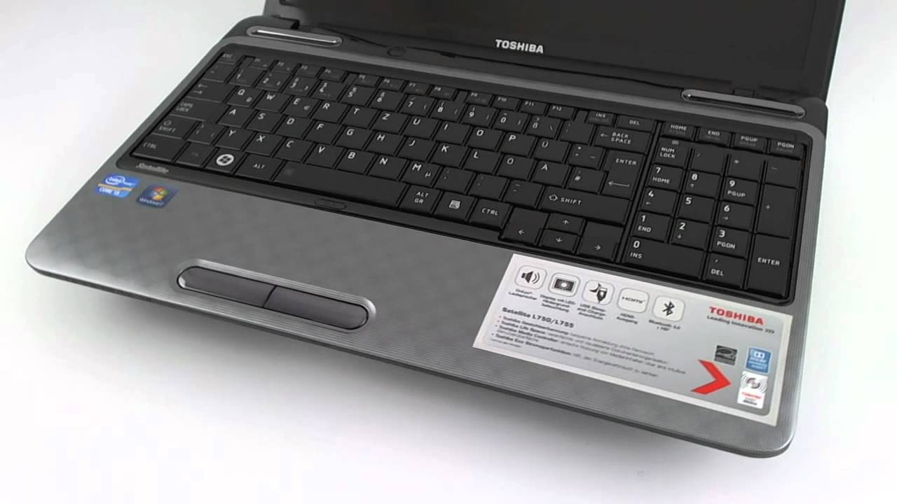 Drivers for Toshiba Satellite C850-C073 notebooks input devices