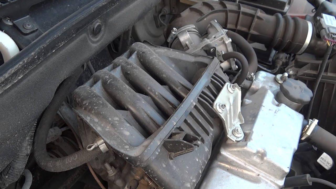 Двигатель лады калины троит