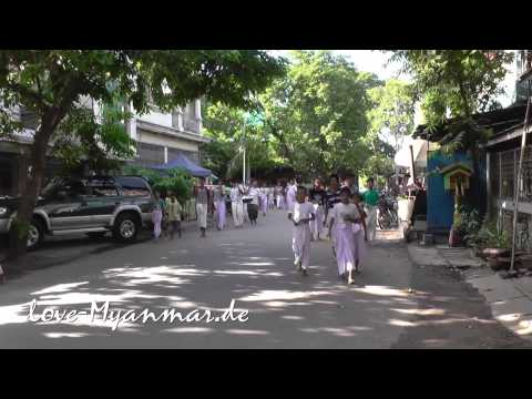 Mandalay (myanmar) 2014 [love-myanmar.de] video