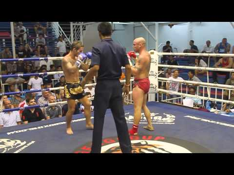 Craig Sumalee Boxing Gym VS Victor Dragon Muay Thai, Bangla