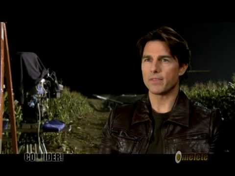 Tom Cruise On Set Interview KNIGHT AND DAY