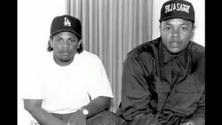 This is what Dr. Dre and Eazy E was fighting over