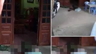 TIN NÓNG: Vụ nổ súng 3 người chết ở Điện Biên: Nhân chứng thấy gì?
