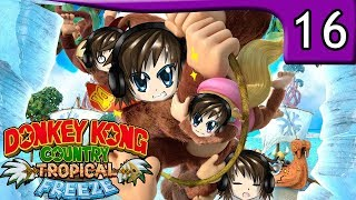 Donkey Kong Country: Tropical Freeze - 16 - Pome
