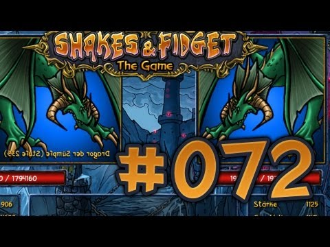 Shakes and fidget s21