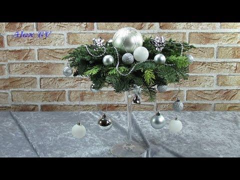Weihnachtsdeko Basteln Adventskranz Adventsgesteck Selber Machen