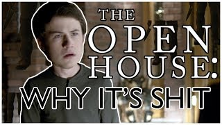 The Open House - Nothing Happens
