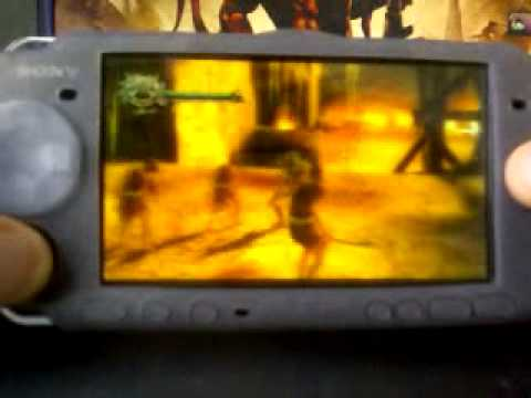 Обзор игры Game Review Dante's inferno PSP