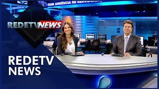 RedeTV News (16/07/19)   Completo