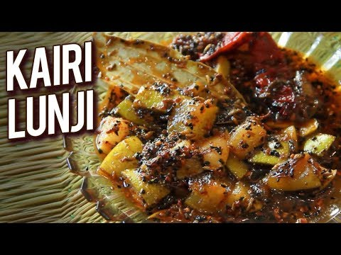 Kairi Lunji Recipe - How To Make Sweet & Sour Mango Pickle - Annuradha - Rajshri Rewinds