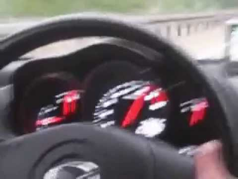 Fastest Stock Mazda RX-8 going 270 km/h on German Highway Music Videos