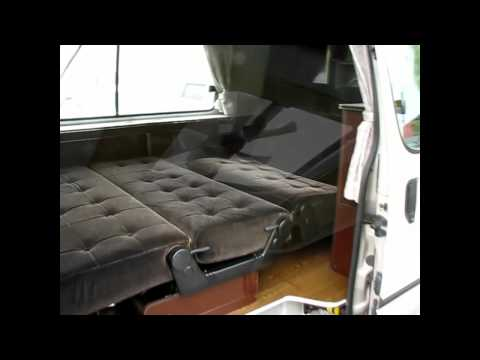 Toyota Hiace Camper Van by annex noppo conversions Japanese motorhome import