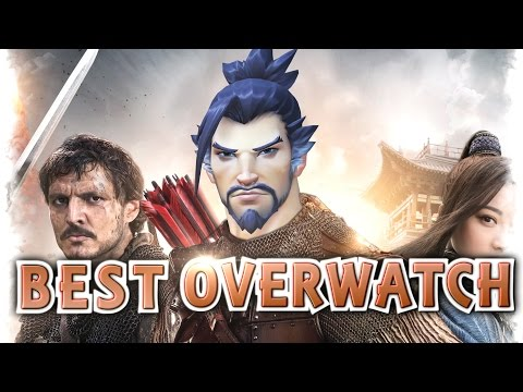 Best Overwatch Moments | Overwatch Lucky Plays And Epic Highlights Overwatch Gameplay
