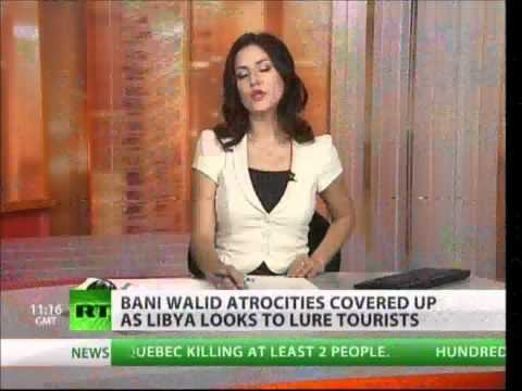Libya, new travel agencies spot, while tour operator are silent about the genocide in Bani Walid