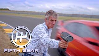 Hot Hatch Death Match - Cornering Speed Test | Fifth Gear