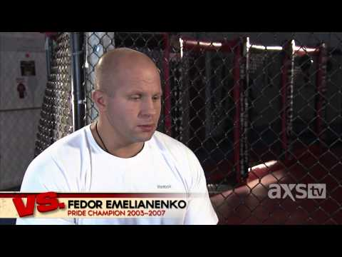 Fedor Has No Regrets About Not Fighting in the UFC  The Voice Versus Fedor