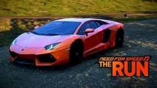 NFS The Run - Lamborghini Aventador LP700 - i7 2600K - XFX HD 6870