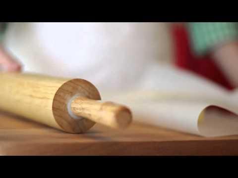 Как приготовить круассаны дома - видео