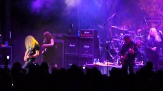SAXON - Dallas 1 PM - Monsters of Rock Cruise 3/19/13 live concert