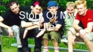 Watch Good Charlotte Story Of My Life video